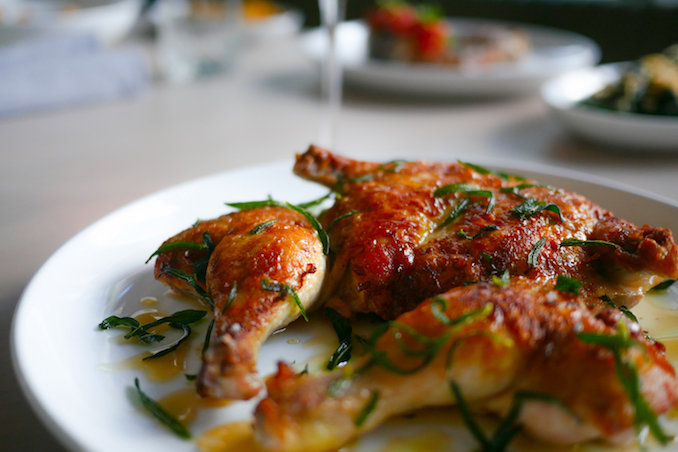 Cornish Hen recipe