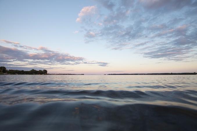 Brighton Ontario and Presqu'ile provincial park