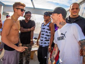 Justin Bieber Deadmau5 Cabana