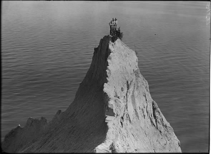 Scarborough Bluffs History