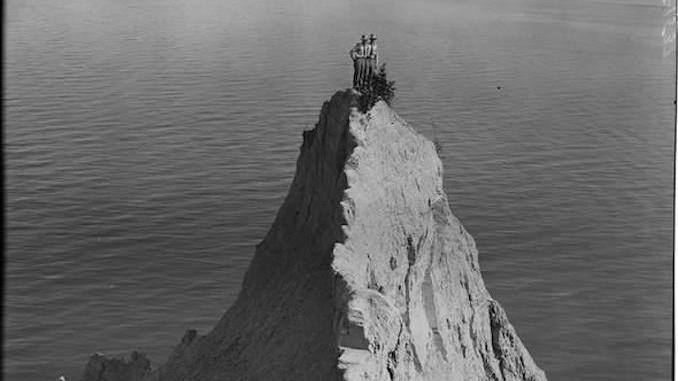 Scarborough Bluffs and Guild Park History