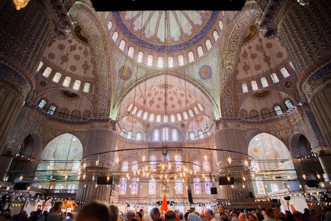 Toronto to Turkey