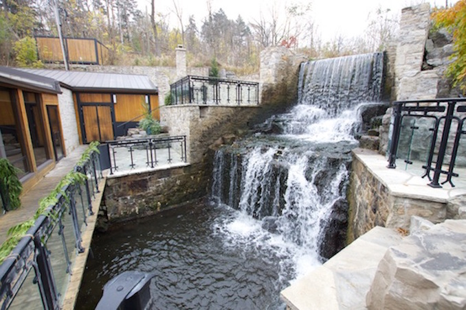 Hamilton Region Waterfalls! Ancaster Mill