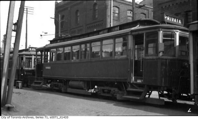 Streetcar 1921