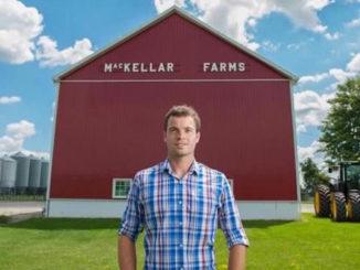 MacKellar Farm's Canadian Edamame