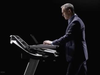 WalkTop's Treadmill Desk