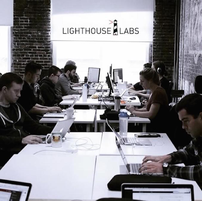 Lighthouse Labs Tech Bootcamp