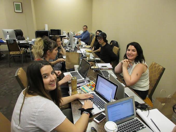 Behind the scenes at Digital Media Summit