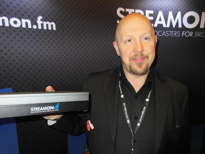 Streamon at Digital Media Summit