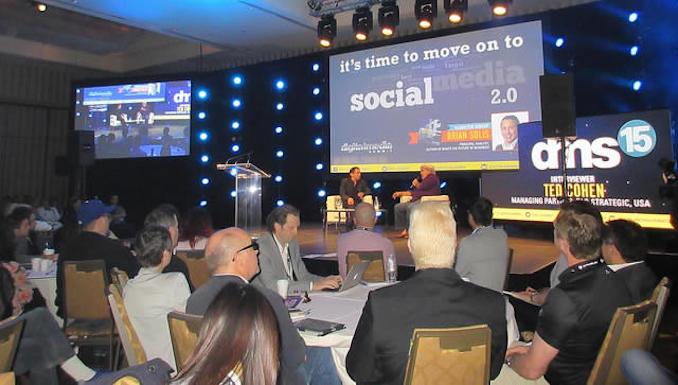 Ted Cohen at Digital Media Summit