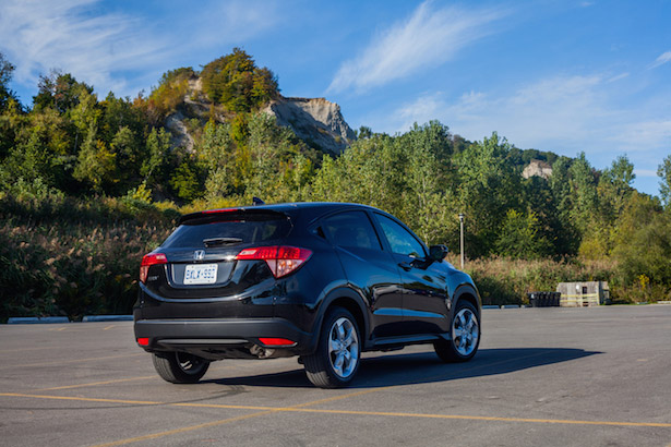 Scarborough Bluffs Honda HRV