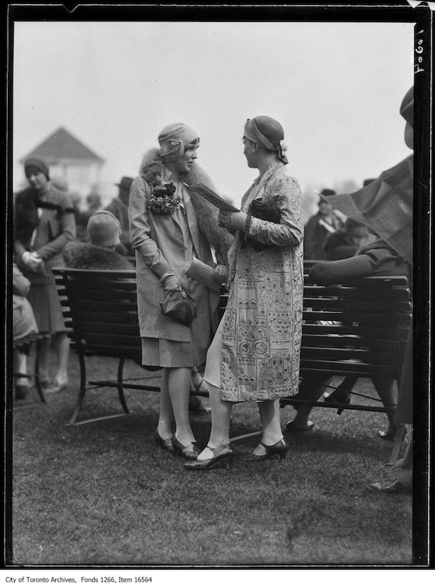 1929 Woodbine races