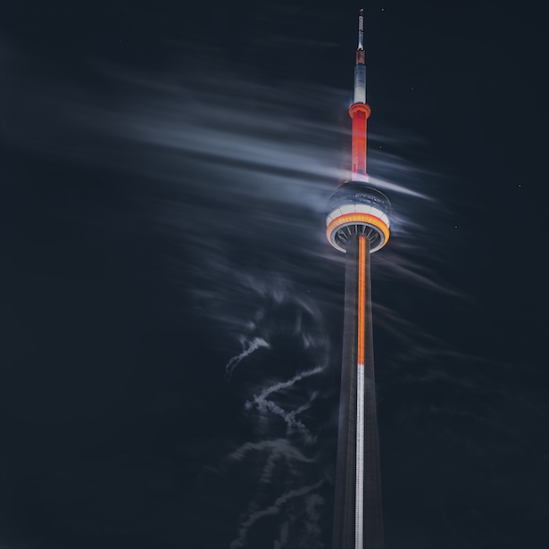 CN Tower Stilez