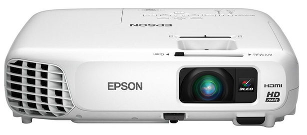 Epson PowerLite Home Cinema 730 HD Projector