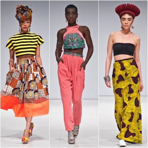Kaela Kay, TFL Couture, Victor Keita