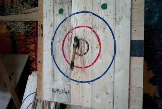 BATL Axe Throwing League in Toronto