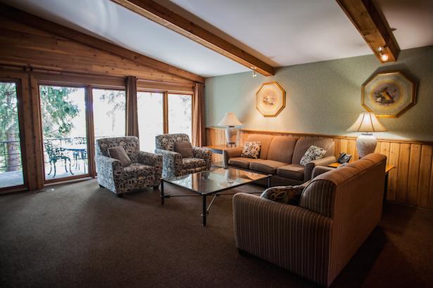 Oakwood Resort Executive cottage