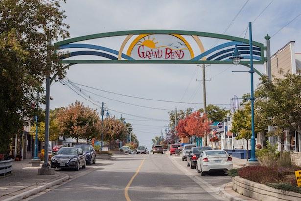 Oakwood Resort Grand Bend, Ontario