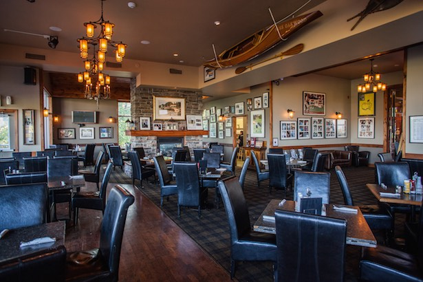 Oakwood Resort Pub in Grand Bend, Ontario, Canada