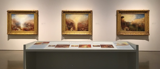 Turner Exhibit at AGO