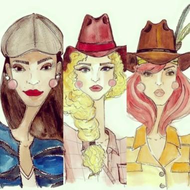 Jocelyn Teng x Tilley Hat