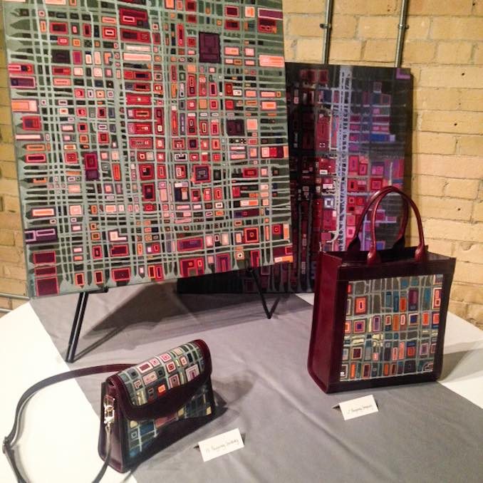 1uv handbag launch