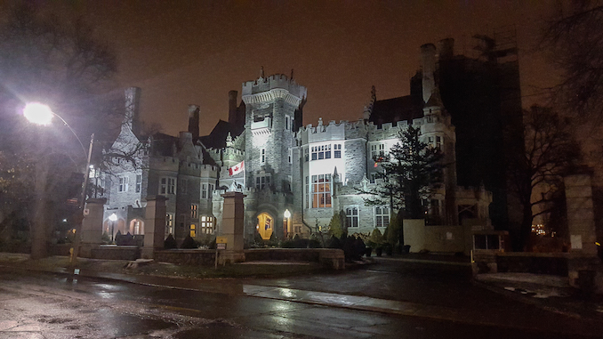 Casa Loma Escape Game