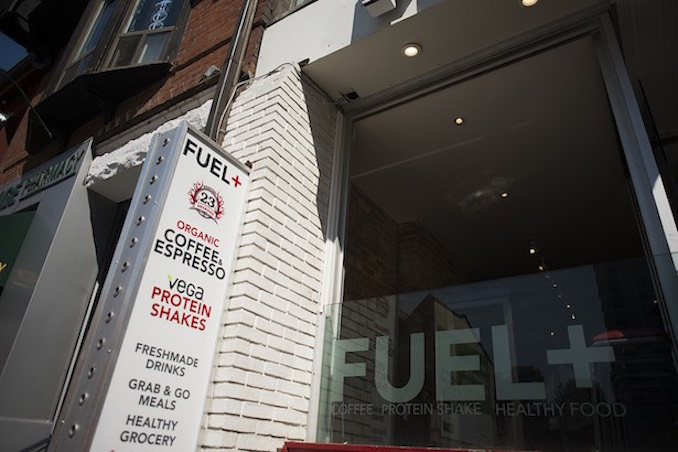 Fuel+