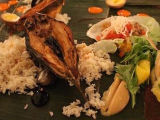 Lamesa Filipino kitchen