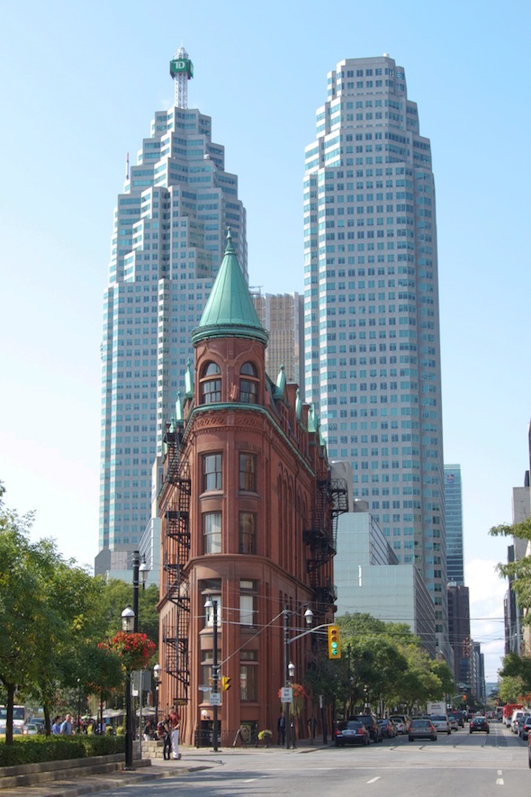 Gooderham & Worts Flatiron Building