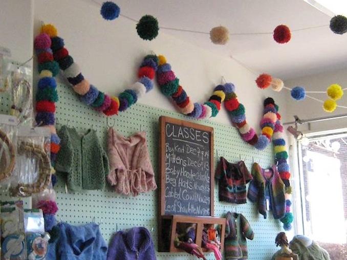 Knitting Groups in Toronto