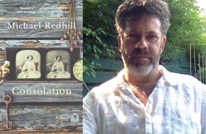 Michael Redhill Consolation