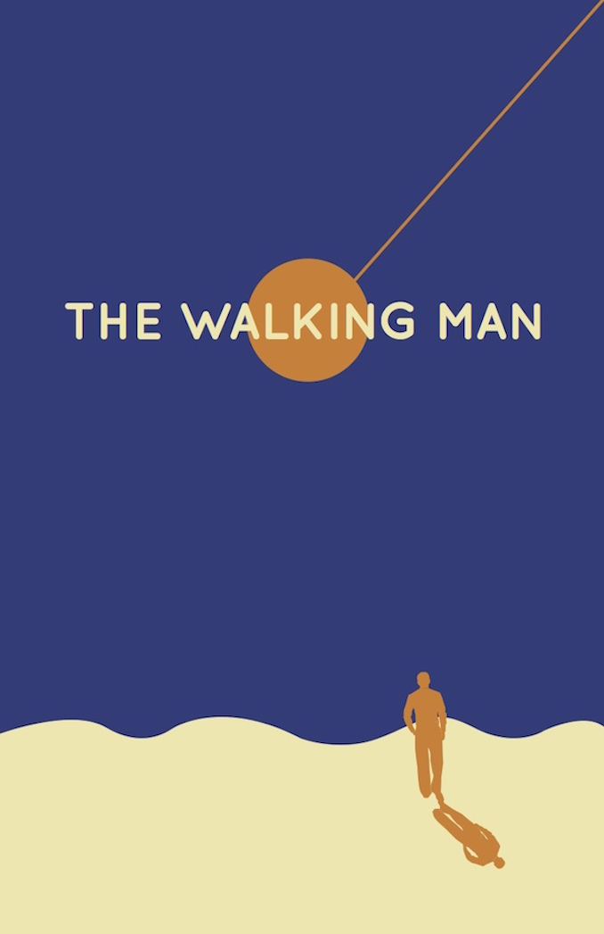 Walking Man by Paul Dore