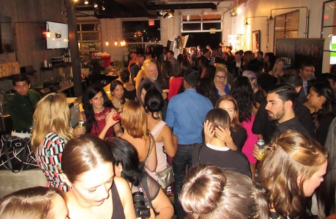 Photo: HangLoose Media TIFF Party