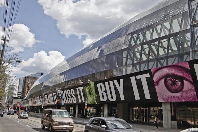 Toronto Gift Shops Ago