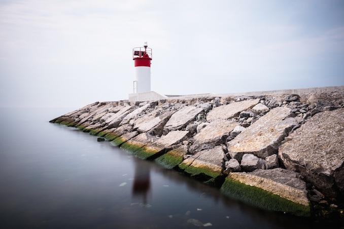 lighthouse toronto by Steve McCaffrey