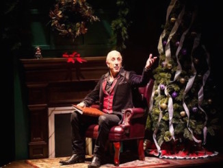 Dee Snider Rock and Roll Christmas Tale