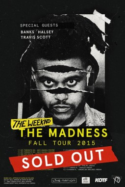 The Weeknd - Most Talked About Moments of 2015