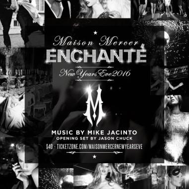 Maison Mercer - Toronto New Year