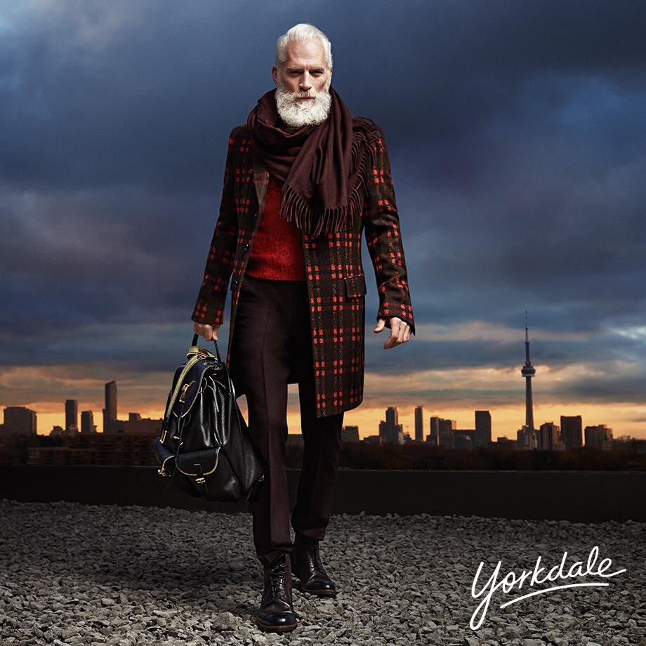 Yorkdale Fashion Santa - Most Talked About Moments of 2015