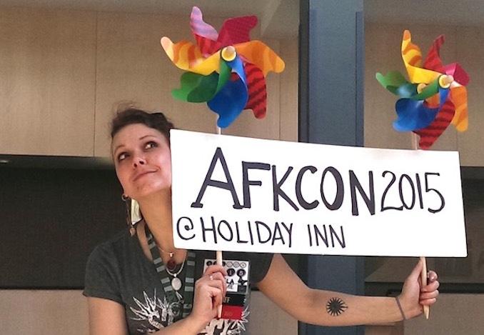 AFK Con 2015