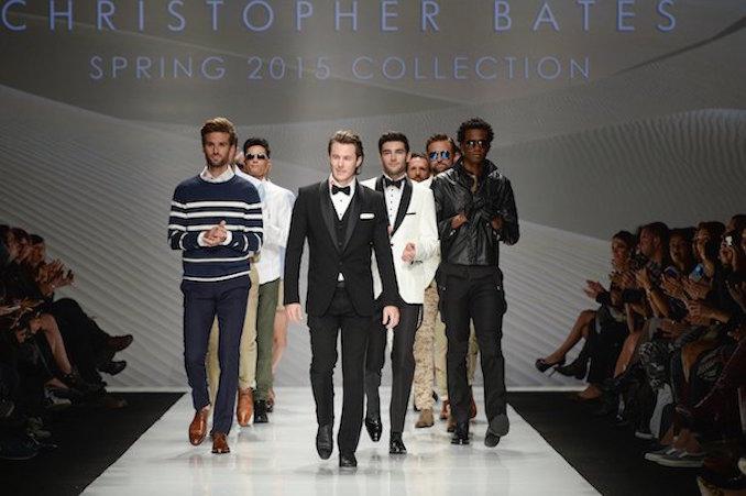 MasterCard fashion week