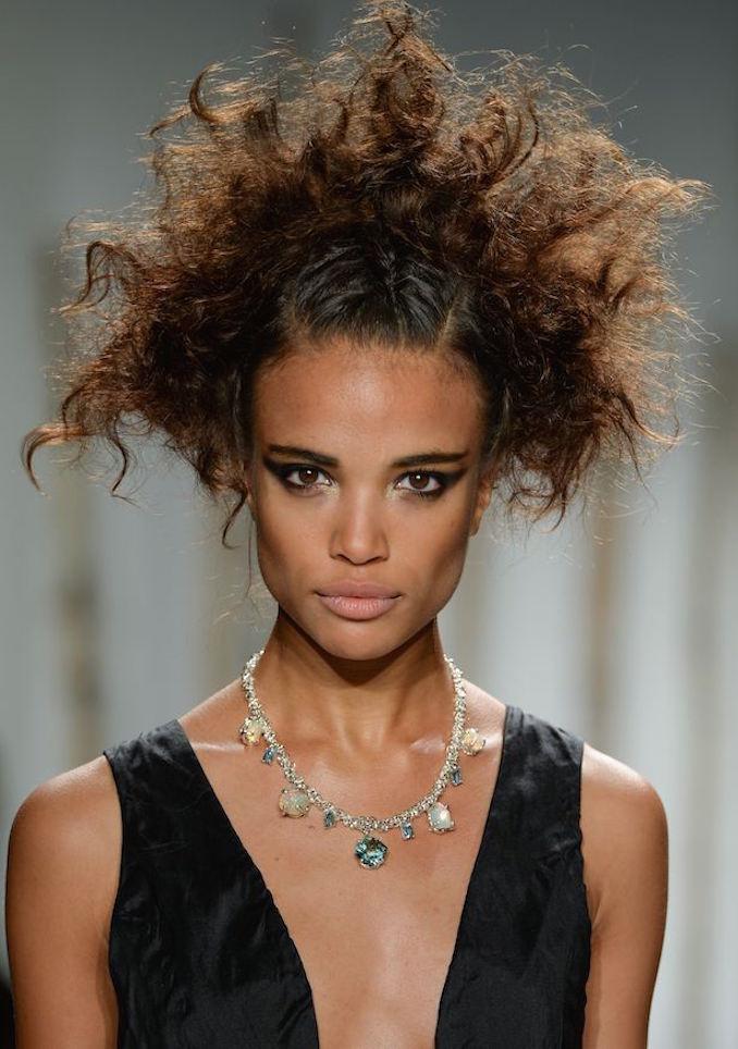 MasterCard Fashion Week Huntress