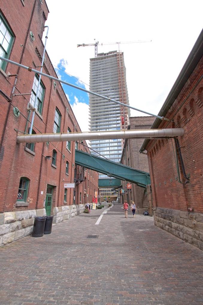 Gooderham & Worts Distillery District Toronto