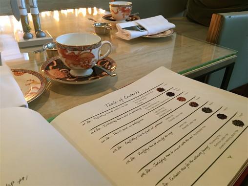 Shangri-La Hotel High Tea