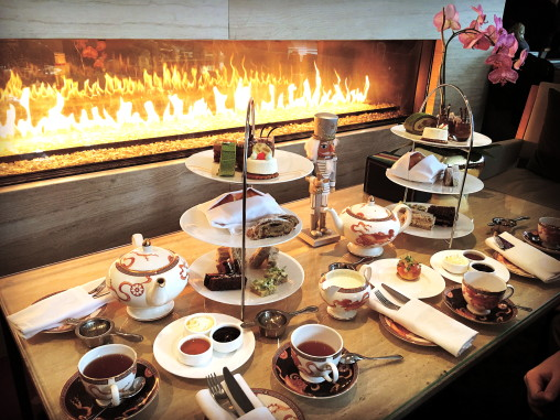 Shangri-La Hotel Nutcracker High Tea 2015, Photo Sonya Davidson