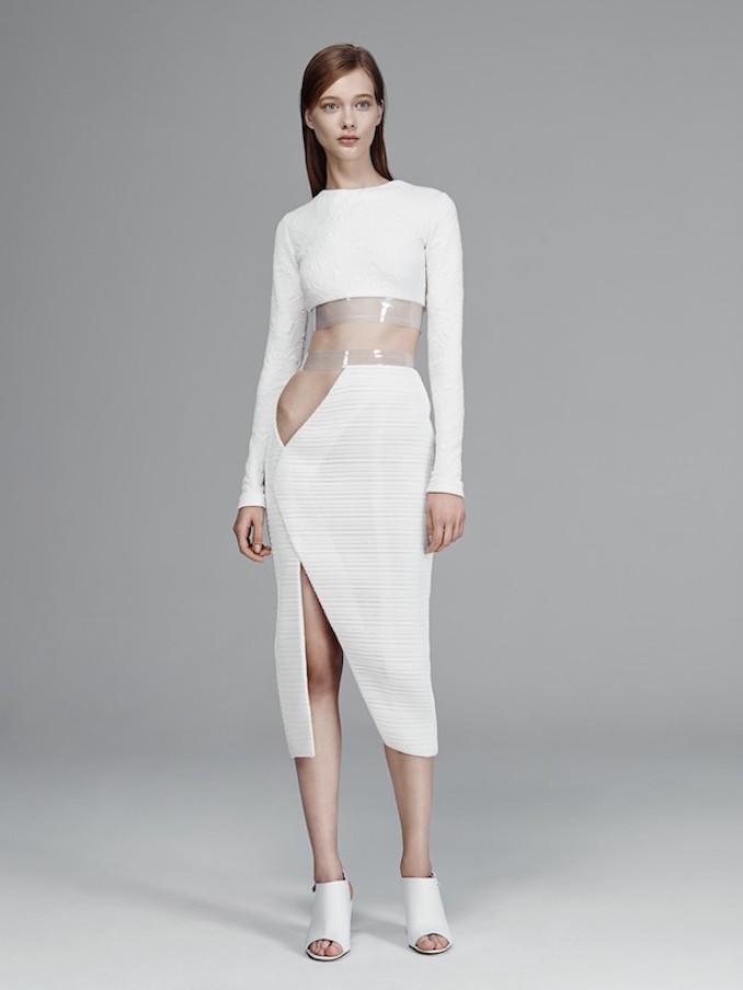 MasterCard Fashion Week Kale