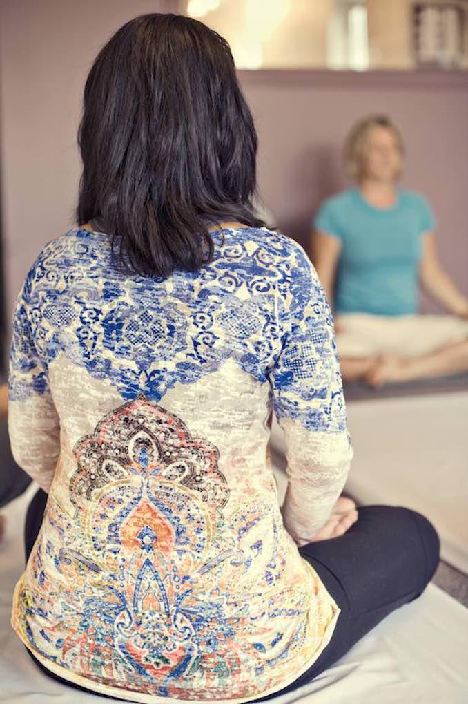 Thai Massage Toronto meditation