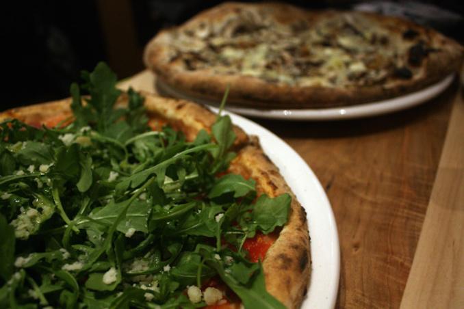 Pizzeria Libretto pizza 2