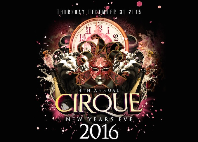 Cirque NYE 99 Sudbury - Toronto New Year